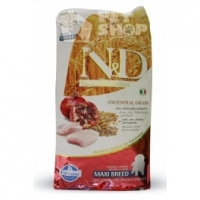 Offerta Farmina N&D Low Grain Puppy Maxi 12 kg Pollo e Melograno