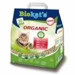 Lettiera per gatti Biokat's Organic per WC