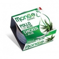 Monge Fruits umido gatto Tonno con Papaya 80 g a € 0,96