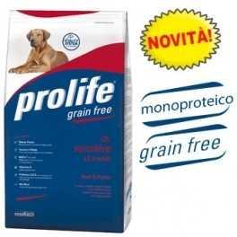 Novità Prolife Grain Free Sensitive