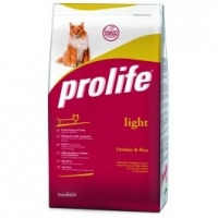 Club Prolife Cat Light Pollo/Riso 12 kg