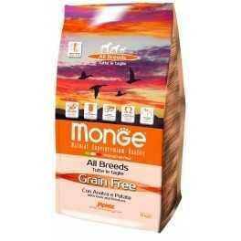 Offerta Monge Grain Free Anatra E Patate
