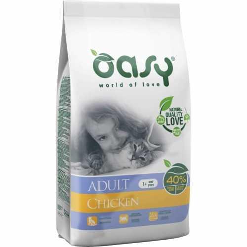 Arrivati i sacchi grandi di Oasy crocchette gatto + Offerta Prolife sacchi da 15 Kg tutti scontati