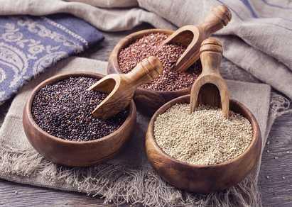 Caratteristiche della quinoa e vantaggi nell'alimentazione del cane