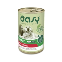 Cibo umido per cani Oasy, la novità su Pet Shop Store