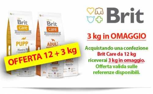 Crocchette per cani Brit Care 12+3 Kg