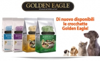 Golden Eagle Crocchette per Cani Nuovamente Disponibili