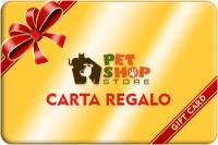 La nuova Carta Regalo Pet Shop Store per i tuoi Amici Pelosi