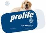 L'alimentazione naturale e senza cereali delle crocchette per cani Prolife Sensitive Grain Free