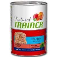 Novità cibo umido per cani Trainer Natural e Fitness 3 scontato 20%, provalo subito!