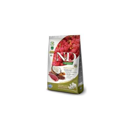 Novità la nuova linea Farmina N&D Grain Free Quinoa per cani