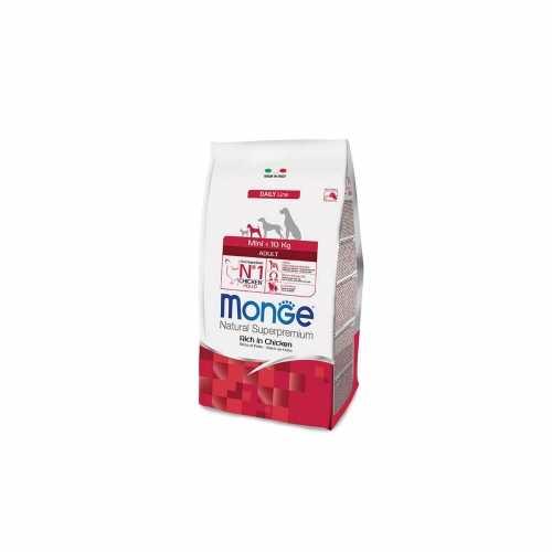 Nuovi sacchi Monge Mini da 7,5 Kg disponibili nel nostro Shop Online