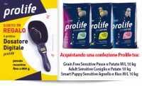 Offerta Dosatore Digitale acquistando una confezione Prolife