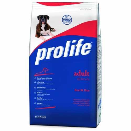 Prolife Manzo e Riso 15 kg in offerta anche con il doppio sacco, proteggere il tuo migliore amico da pulci e zecche