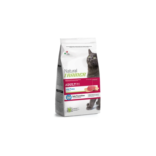 Sconti fino al 30% per gli alimenti del tuo gatto Trainer e Monge