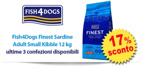 Ultime disponibilità Fish4Dogs e LifeCat